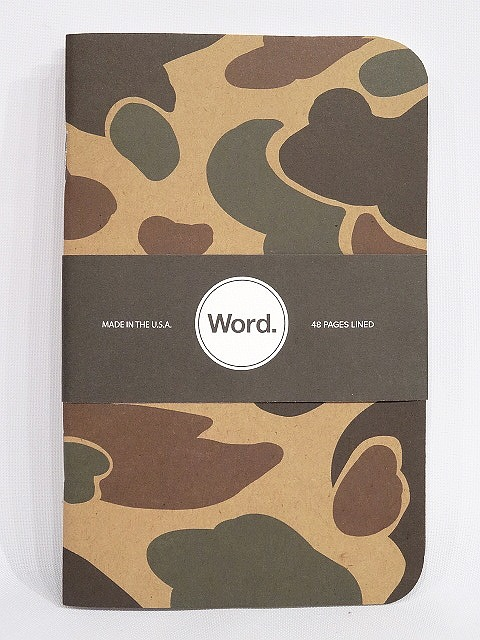 Word.Notebooks (3Pack)