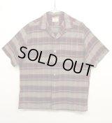 60'S McGREGOR オープンカラー ボックスシャツ USA製 (VINTAGE)