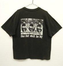 """他の写真2: 90'S BEASTIE BOYS """"THE FAT SHIT IN 92"""" Tシャツ (VINTAGE)"""