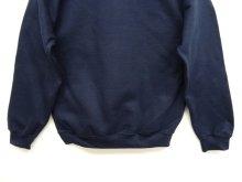 他の写真2: GILDAN クルーネック スウェットシャツ NAVY (NEW)