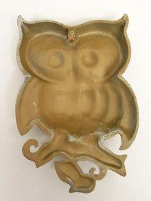 他の写真2: 70'S SEXTON USA フクロウ 壁飾り 金属製 (ANTIQUE)