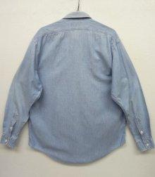 他の写真3: 90'S RRL 初期 三ツ星タグ シャンブレー ワークシャツ (VINTAGE)