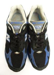 他の写真2: New Balance MR993BB レアカラー ブラック/ブルー USA製 (廃盤モデル)