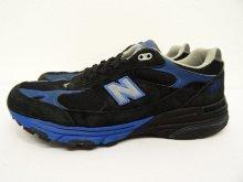 他の写真3: New Balance MR993BB レアカラー ブラック/ブルー USA製 (廃盤モデル)