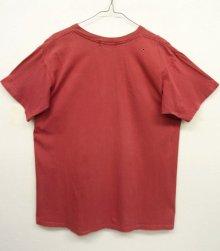 他の写真3: 90'S RRL 初期 三ツ星タグ トラックプリント Tシャツ USA製 (VINTAGE)