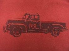 他の写真2: 90'S RRL 初期 三ツ星タグ トラックプリント Tシャツ USA製 (VINTAGE)