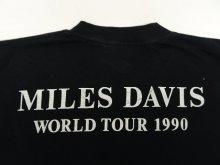 他の写真3: 90'S MILES DAVIS ワールドツアー Tシャツ BLACK (VINTAGE)