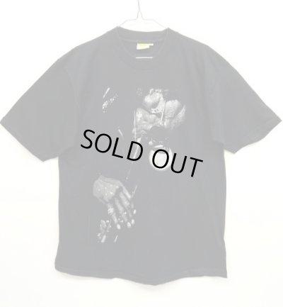 画像1: 90'S MILES DAVIS ワールドツアー Tシャツ BLACK (VINTAGE)