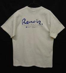 """他の写真2: 90'S RENOIR """"Le Bal a Bougival"""" Tシャツ USA製 (VINTAGE)"""