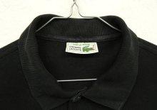 他の写真1: 70'S CHEMISE LACOSTE L1212 ポロシャツ ブラック フランス製  (VINTAGE)