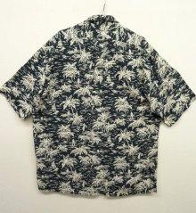 他の写真3: 90'S RALPH LAUREN レーヨン オープンカラー アロハシャツ (VINTAGE)