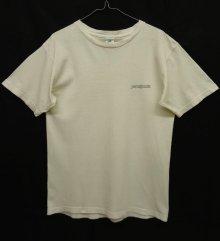 他の写真2: PATAGONIA 白タグ バックプリント ロゴ 半袖Tシャツ USA製 (USED)