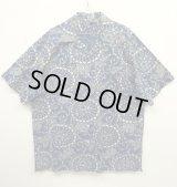 90'S RALPH LAUREN コットン オープンカラー アロハシャツ (VINTAGE)
