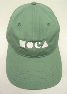 他の写真1: MOCA LA ロサンゼルス現代美術館 キャップ グリーン 日本未発売 (NEW)