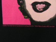 """他の写真2: ANDY WARHOL """"MARILYN MONROE (MARILYN) 1967 """" オフィシャル Tシャツ (USED)"""