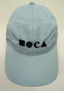 他の写真1: MOCA LA ロサンゼルス現代美術館 キャップ ブルー 日本未発売 (NEW)