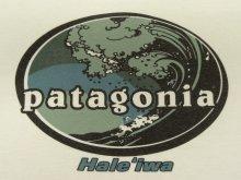 他の写真1: 90'S PATAGONIA 白タグ ハレイワ限定 波オーバル Tシャツ USA製 (VINTAGE)