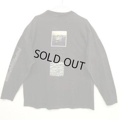 """画像2: 90'S R.E.M. """"1995 WORLD TOUR"""" 長袖 Tシャツ UK製 (VINTAGE)"""