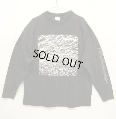 """画像1: 90'S R.E.M. """"1995 WORLD TOUR"""" 長袖 Tシャツ UK製 (VINTAGE)"""