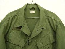 """他の写真1: 60'S アメリカ軍 US ARMY """"JUNGLE FATIGUE 3rd"""" ノンリップ ファティーグジャケット L-R (VINTAGE)"""