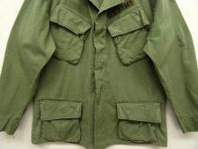 """他の写真2: 60'S アメリカ軍 US ARMY """"JUNGLE FATIGUE 3rd"""" ノンリップ ファティーグジャケット M-R (VINTAGE)"""