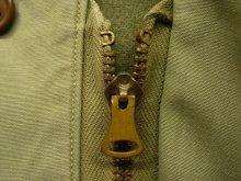 他の写真3: 40'S アメリカ軍 US ARMY M41 裏ウール ジャケット CONMARコの字留めジップ (VINTAGE)