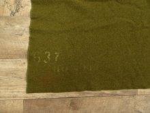 他の写真1: 50'S US ARMY ステンシル入り ウールブランケット 196cm x 159cm (VINTAGE)
