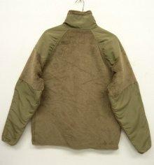 他の写真3: アメリカ軍 US ARMY ECWCS GENIII LEVEL3 フリースジャケット コヨーテ (VINTAGE)