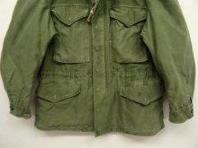 他の写真2: 50'S アメリカ軍 US ARMY M51 フィールドジャケット TALONアルミジップ (VINTAGE)