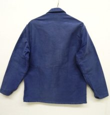 他の写真3: モールスキン フレンチワークジャケット カバーオール フランス製 (VINTAGE)