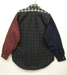 他の写真3: 90'S BROOKS BROTHERS BDシャツ クレイジーパターン USA製 (VINTAGE)