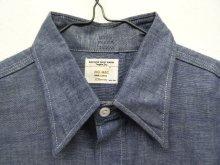 他の写真1: 70'S BIG MAC コットン100% シャンブレーシャツ (DEADSTOCK)