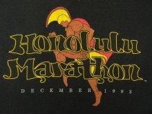 """他の写真2: 90'S NIKE """"1993 HONOLULU MARATHON"""" 銀タグ Tシャツ USA製 (VINTAGE)"""