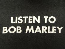 """他の写真2: 90'S ELEMENT """"LISTEN TO BOB MARLEY"""" オリジナル Tシャツ USA製 (VINTAGE)"""