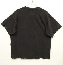 他の写真3: 90'S BOB MARLEY 半袖 Tシャツ BLACK (VINTAGE)