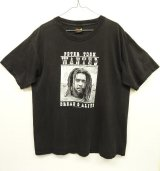 "90'S PETER TOSH ""COOYAH製"" 両面プリント Tシャツ USA製 (VINTAGE)"