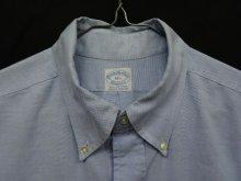 """他の写真1: 70'S BROOKS BROTHERS """"6ボタン"""" オックスフォード BDシャツ ブルー USA製 (VINTAGE)"""