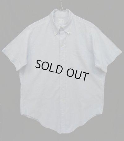 """画像1: 70'S BROOKS BROTHERS """"6ボタン"""" オックスフォード BDシャツ ブルー USA製 (VINTAGE)"""