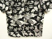 """他の写真2: 90'S RALPH LAUREN """"CLASSIC FIT"""" レーヨン 半袖 オープンカラー アロハシャツ (VINTAGE)"""