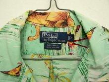 """他の写真1: 90'S RALPH LAUREN """"CALDWELL"""" レーヨン 半袖 オープンカラー アロハシャツ (VINTAGE)"""