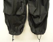 他の写真2: 90'S アメリカ軍 US ARMY スノーカモ パンツ 後染め BLACK (DEADSTOCK)