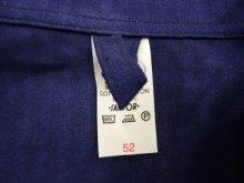 他の写真1: 70'S ユーロワーク HBT ワークジャケット カバーオール INDIGO (DEADSTOCK)