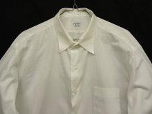 他の写真2: 60'S ARROW コットン100% 長袖 ドレスシャツ ホワイト USA製 (VINTAGE)