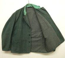 他の写真2: ユーロワーク グリーンシャンブレー ワークジャケット カバーオール GREEN (VINTAGE)