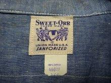 他の写真1: 50'S SWEET-ORR ユニオンチケット付き シャンブレーシャツ USA製 (DEADSTOCK)