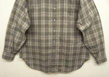 """他の写真3: 70'S CABLE CAR CLOTHIERS """"R&O HAWICK製ファブリック"""" ポプリン BDシャツ USA製 (VINTAGE)"""