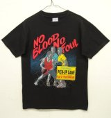 90'S NO BLOOD NO FOUL シングルステッチ Tシャツ ブラック USA製 (DEADSTOCK)