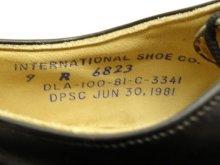 """他の写真2: 80'S アメリカ軍 US NAVY """"INTERNATIONAL SHOE CO製"""" ラバーソール サービスシューズ (VINTAGE)"""