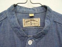 他の写真1: 70'S POLO WESTERN スタンドカラー シャンブレーシャツ (VINTAGE)