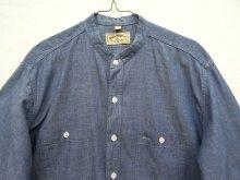 他の写真2: 70'S POLO WESTERN スタンドカラー シャンブレーシャツ (VINTAGE)